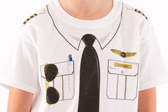Youth T-Shirt Future Pilot -