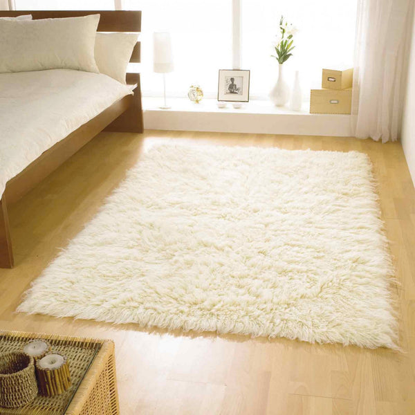 Brand New Pure Wool Pile Flokati Rug 1200 GSM THREE SIZES