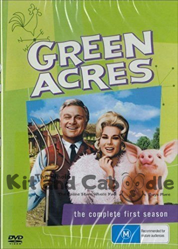 Green Acres SEASON (1) ONE