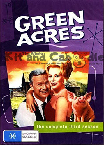 Green Acres SEASON (3) THREE
