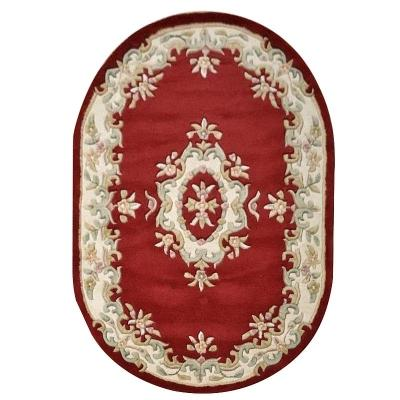 Jewel Rug - Red