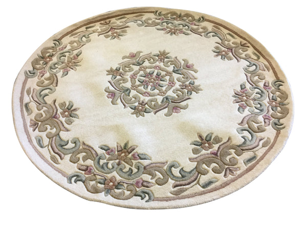 Jewel Rug - Cream