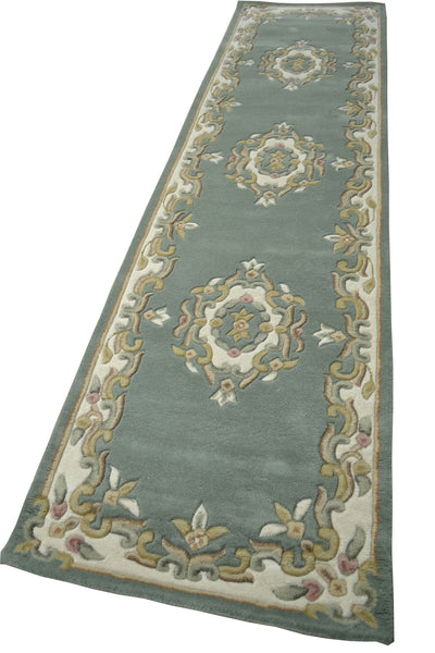 Jewel Rug - Green