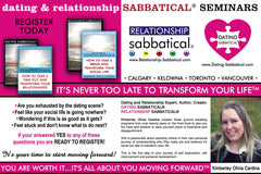 DATING SABBATICAL® Seminars and Workshops