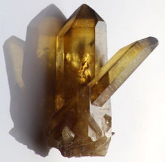 Natural Citrine Quartz Points