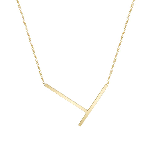 Carrie Hoffman Jewelry | Linear Necklace