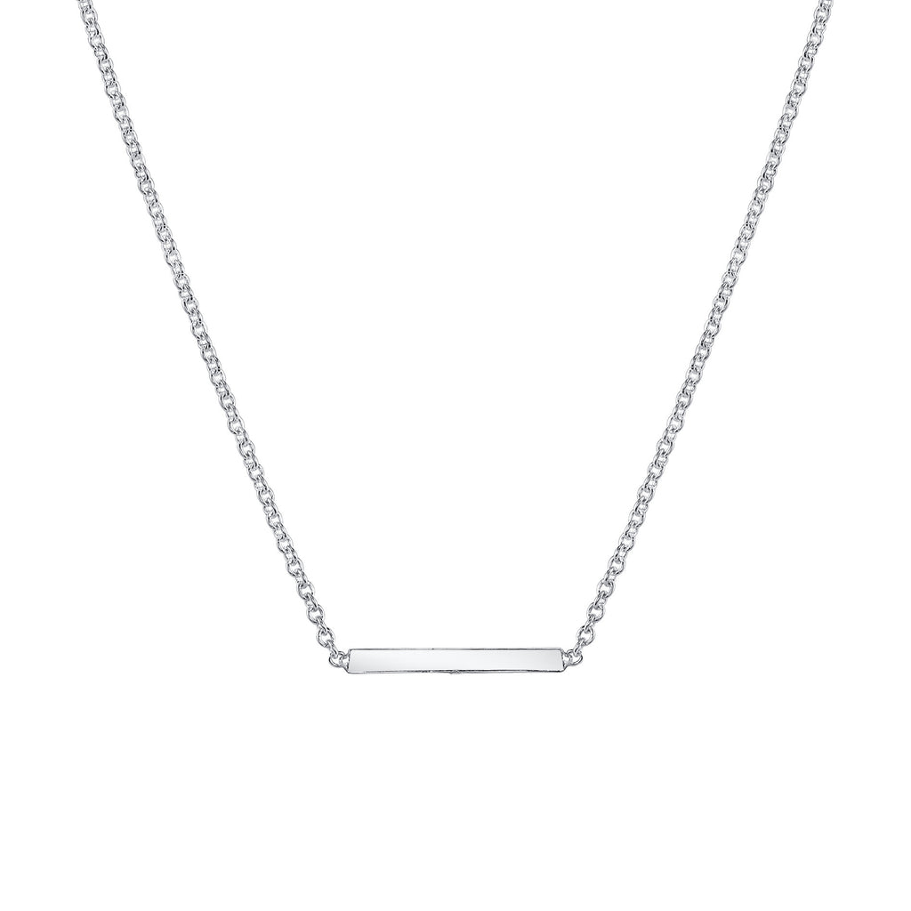 MINI STRAIGHT BAR NECKLACE