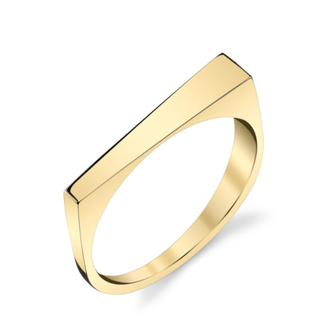 Carrie Hoffman Jewelry l Wedge Ring