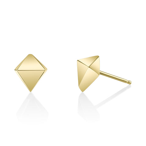 Polyhedron Studs
