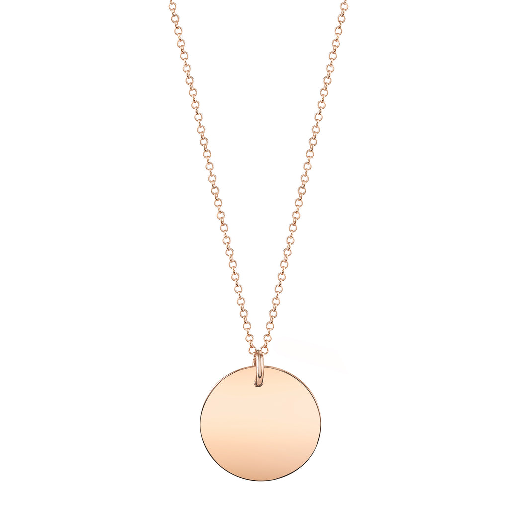 Carrie Hoffman Jewelry | Circle Necklace