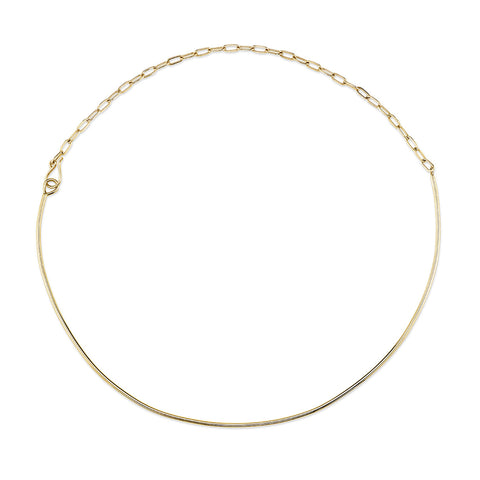 Bar & Chain Choker