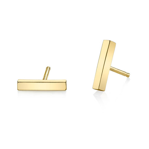 Carrie Hoffman Jewelry | Mini Bar Studs