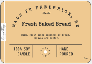 UC Candle - Baked Bread