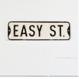 PDHG HX351199 Easy Street Sign