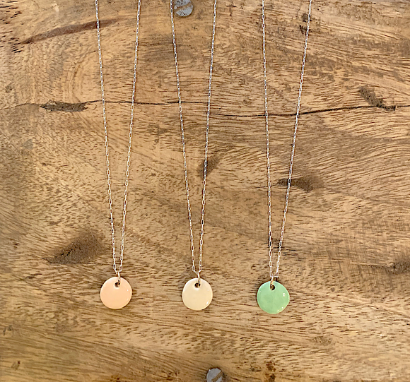Brit-F Mindfulness Necklace (color options)
