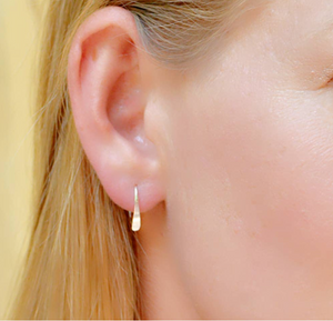 "DBG-F ""Just A Little Bit"" Threader Earrings"