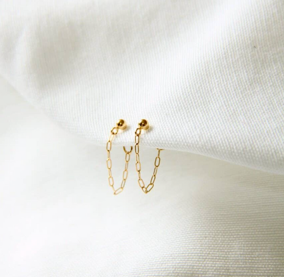 HR-F Link Up Earrings