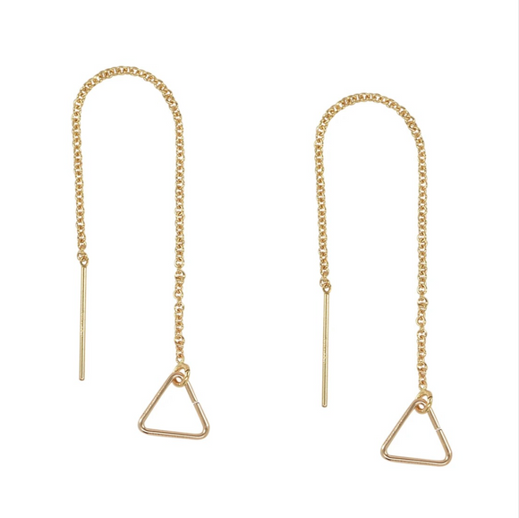 OFNA-F Triangle Ear Threaders (options)