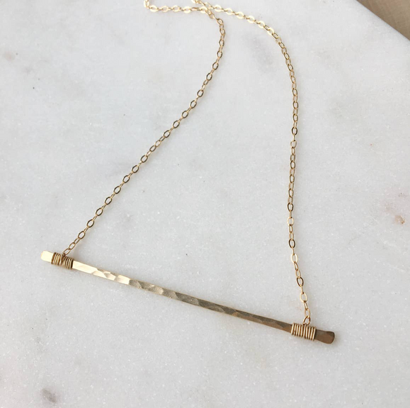 WI-F Matchstick Necklace 16