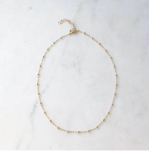 WI-F Beaded Choker (options)