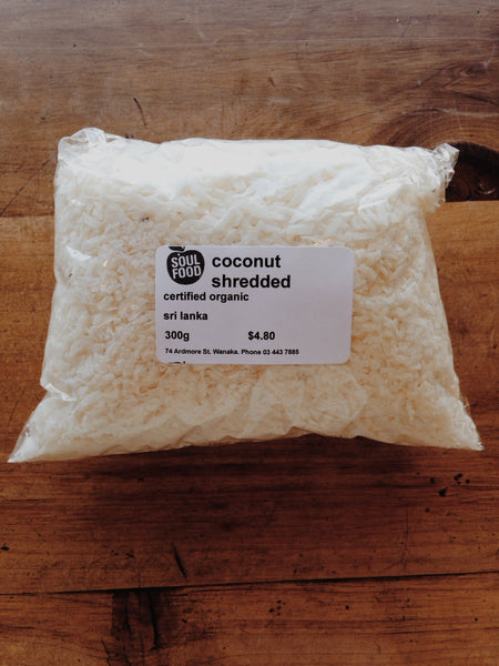 Coconut, Shredded