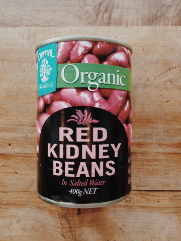 Red Kidney Beans Canned