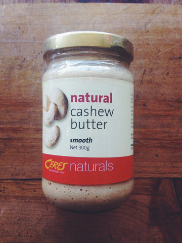 Cashew Butter Natural