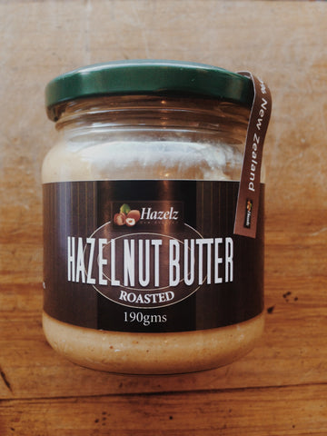 Hazelnut Butter
