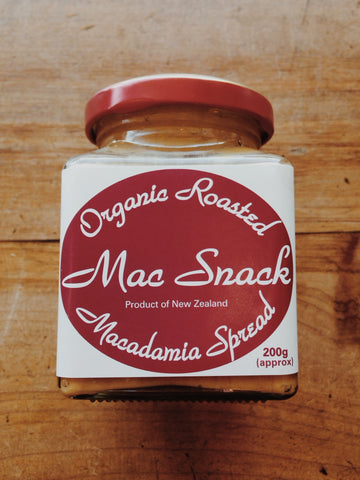 Macadamia Spread Roasted