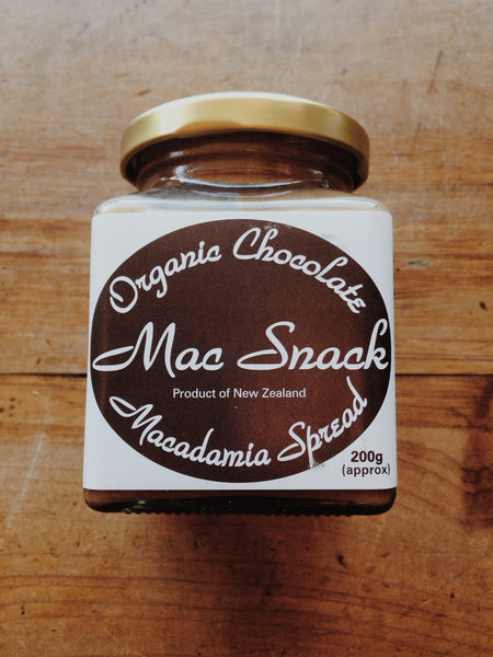 Macadamia Spread Chocolate
