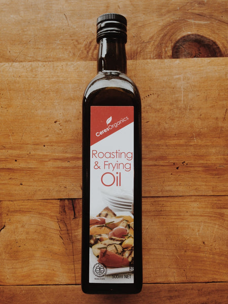 Roasting & Frying Oil