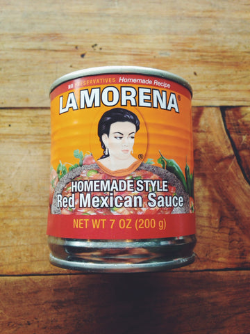 Red Mexican Sauce