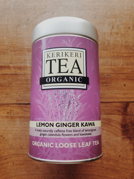 Lemon Ginger Kawa