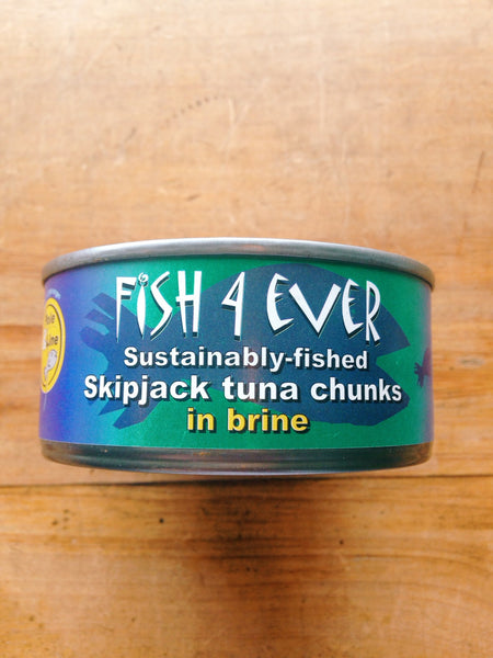 Skipjack Tuna Chunks
