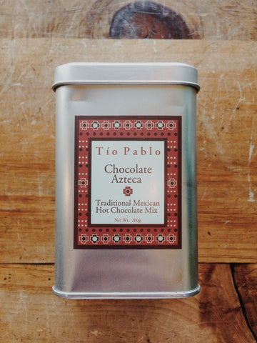 Chocolate Azteca Traditional Mexican Hot Chocolate Drink