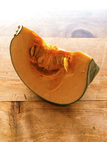 Pumpkin 'Crown', Piece