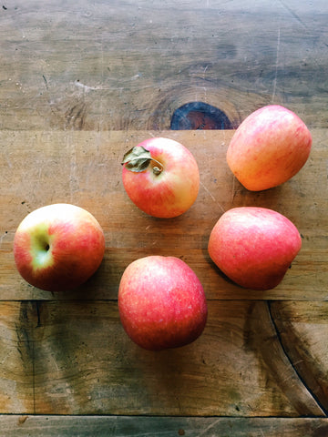 Apples 'Braeburn'
