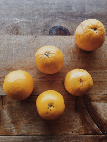 Organic oranges | Soul Food Organic | Buy online NZ