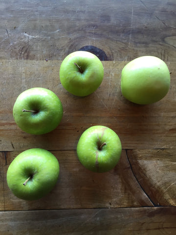 Apples 'Granny Smith'