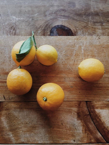 Organic Lemons | Buy online | Soul Food Organic NZ