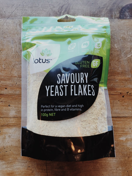 Buy Lotus Savoury Yeast Flakes online