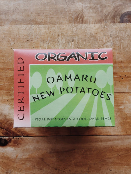Potatoes Jersey Benne | Buy online NZ | Soul Food Organic