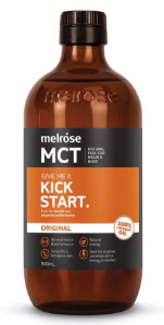 MCT - medium chain triglycerides