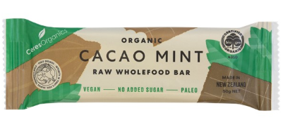 Raw Wholefood Bar