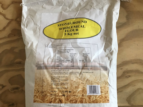 Stoneground Wholemeal Flour
