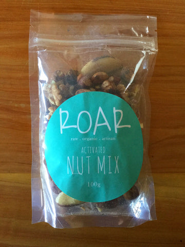 Activated Nut Mix