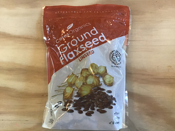 Flaxseed Ground