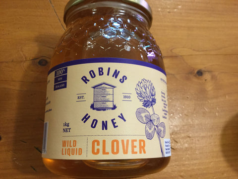 Honey Liquid Clover