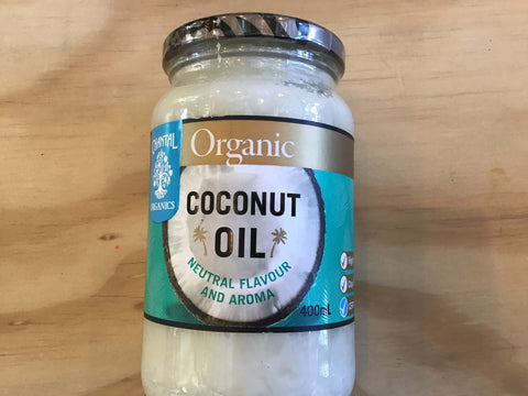 Coconut Oil Deodorised