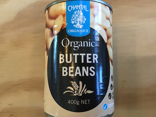 Butter Beans Canned